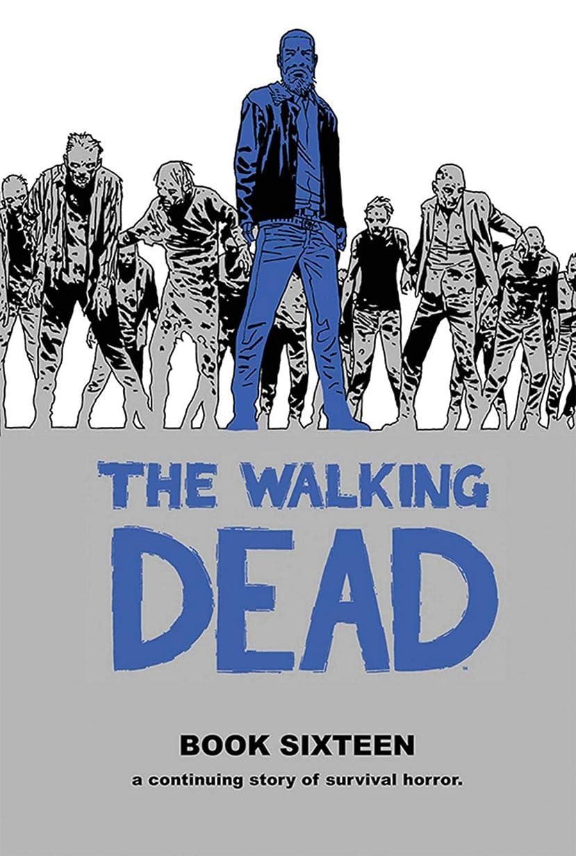 溶けたコーナー思い出させるThe Walking Dead 16