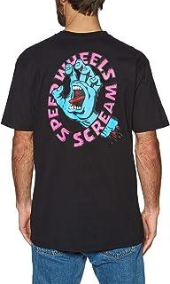 SANTA CRUZ Screaming Hand Scream Short Sleeve T-Shirt