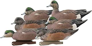 Avery Greenhead Gear Pro-Grade Duck Decoy,Wigeons,1/2 Dozen