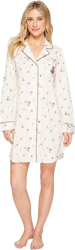 LAUREN Ralph Lauren - Knit Sleepshirt