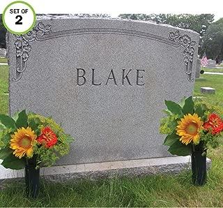 Best graveyard flower holders Reviews