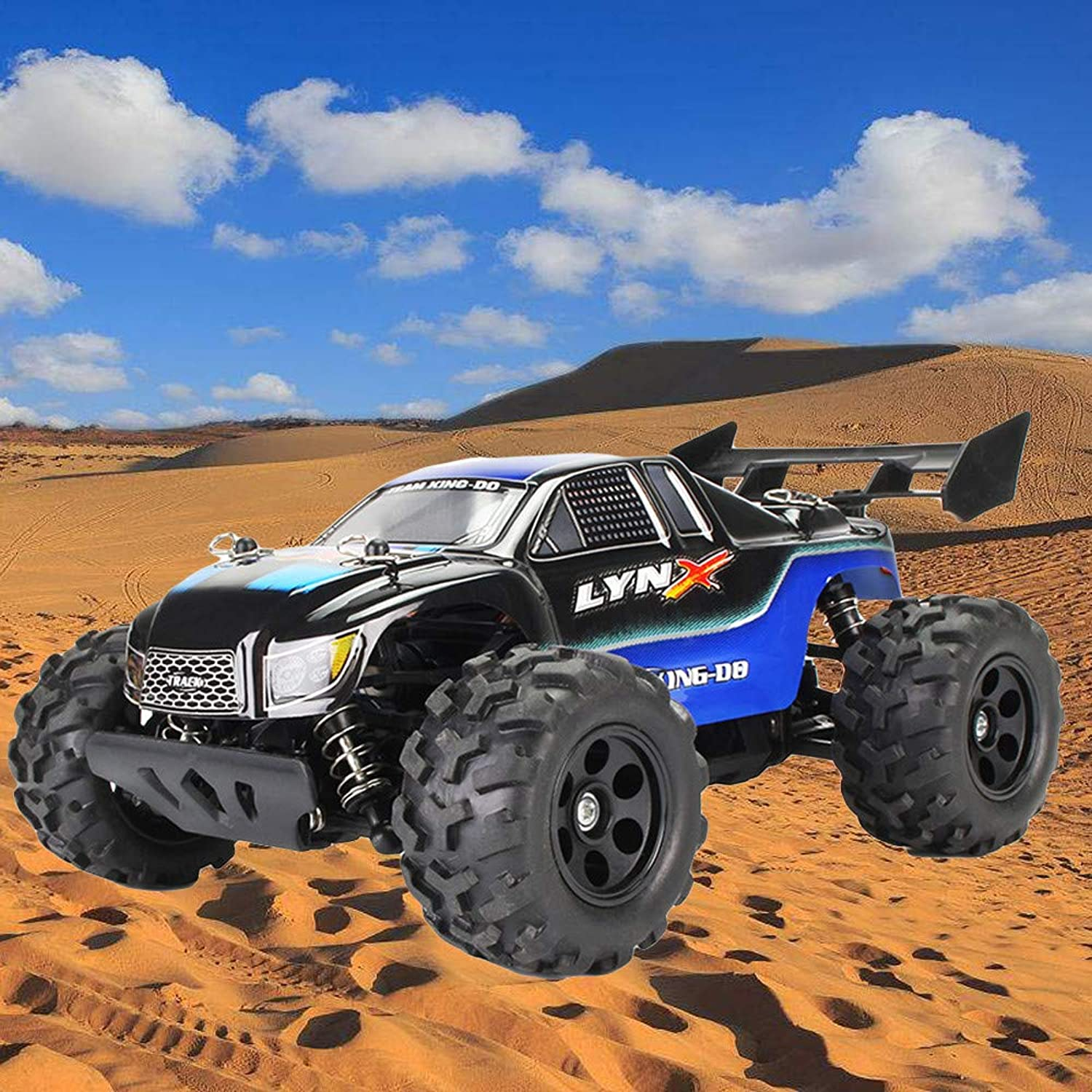 STYLEEA 1 22 Scale RC Car Off Road Vehicle 2.4G Radio Remote Control Car Racing