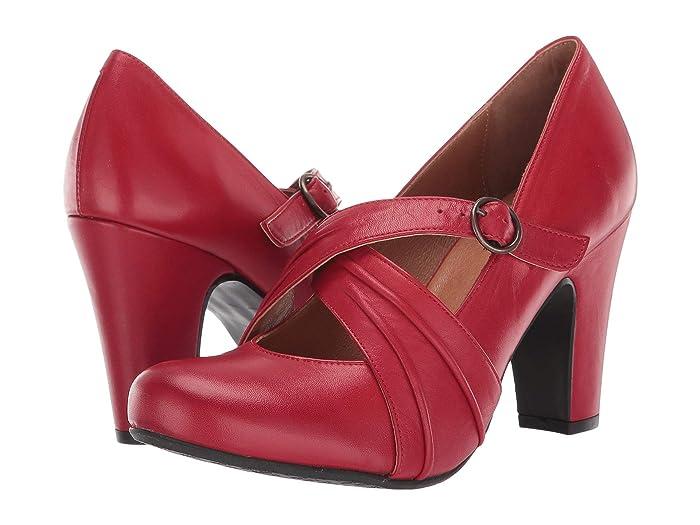 Miz Mooz  Kat (Red) Womens  Boots
