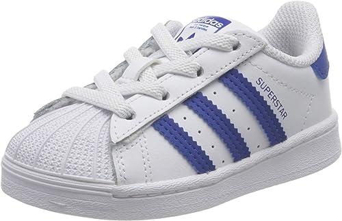 adidas Originals Superstar, Basket Mixte bébé