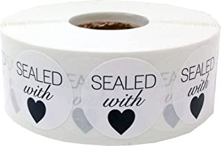 sealed with love stickers