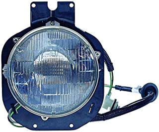 For 1996 1997 1998 1999 2000 2001 2002 2003 2004 2005 2006 Freightliner Century Headlight Headlamp Passenger Right Side Replacement