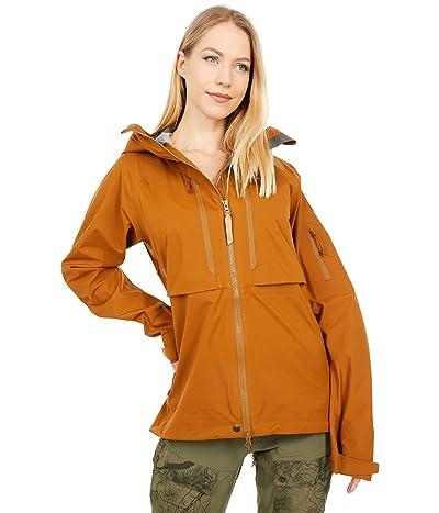 Fjallraven Keb Eco-Shell Jacket W (Chestnut) Women