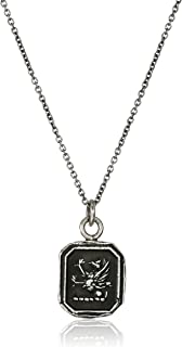 Pyrrha Talisman Sterling Silver Success Petite Pendant Necklace, 18