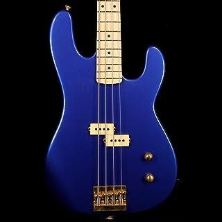 $3899 » Charvel Custom Shop 40th Anniversary San Dimas Bass Blue Diamond