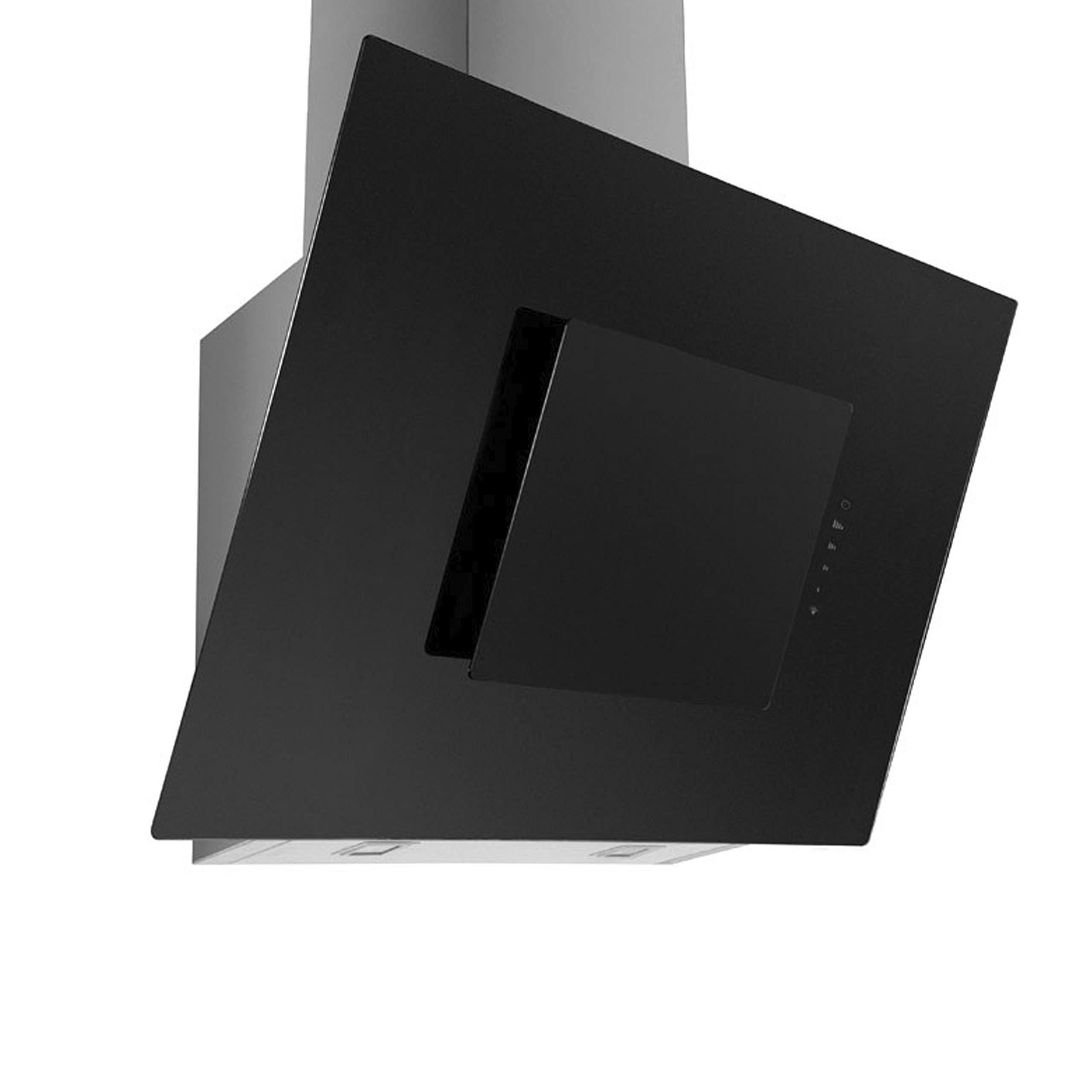 frecan – Campana Pared Odyssey 700 Inox y Negro: Amazon.es: Grandes electrodomésticos
