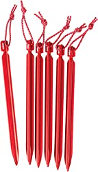 Best Tent Stakes for Rocky Soil