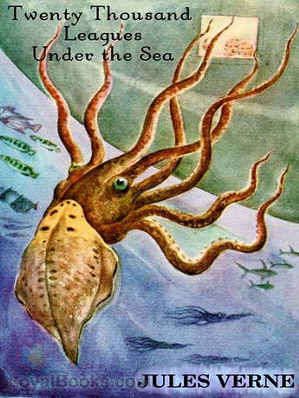 発信つかいます過言Twenty Thousand Leagues Under the Sea (English Edition)