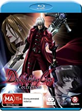 Devil May Cry Animated Series Collection Blu-ray