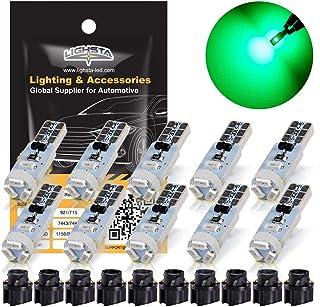 LIGHSTA Green T5 37 74 2721 LED Bulbs with Twist Lock...