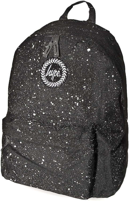 Hype Speckle Rucksäcke in schwarz B01M7NYB1Z  Neueste Technologie