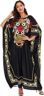 Abaya Dress for Women Islamic Fashion Loose Robe