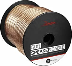 Rocketfish 50' Spool Speaker Cable