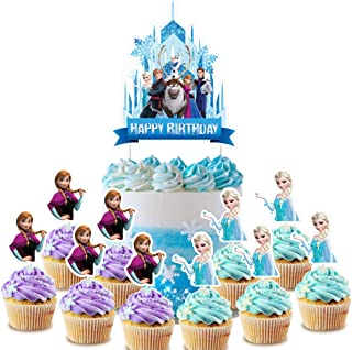 Enjoyable 10 Best Frozen Cake Kit Reviewed And Rated In 2020 Funny Birthday Cards Online Inifodamsfinfo