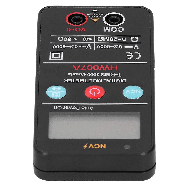 Astroai Digital Multimeter, Pocket Digital Multimeter, Flashligh