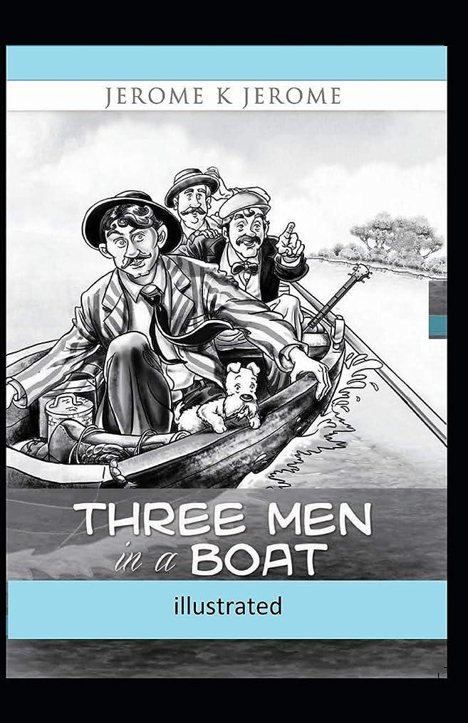 生息地計算するログThree Men in a Boat illustrated