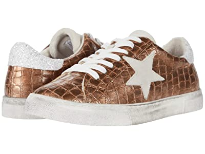 STEVEN NEW YORK Rubie (Copper Croco) Women