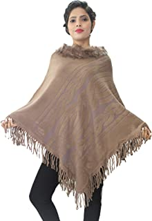 1f5f9af24 Wool Women's Shrugs & Capes: Buy Wool Women's Shrugs & Capes online ...
