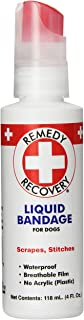 Remedy + Recovery Liquid Bandage for Dogs, 4-Ounce
