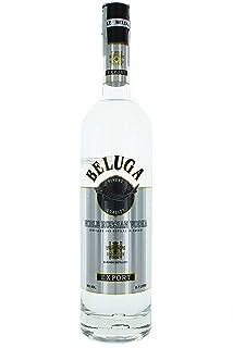 Beluga Vodka Geschenkset mit Kavierschale 0,7 Liter 40% Vol.