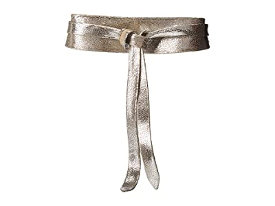 ADA Collection Obi Classic Wrap Belt (Silver Matrix) Women