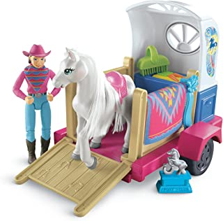 Fisher-Price Loving Family Horse Trailer Playset