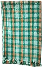 KOKILAVANI TEXTILES 90GSM Cotton Bath Towel_109,Green
