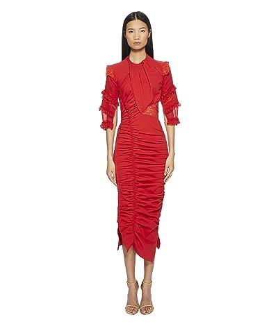 Preen by Thornton Bregazzi Ginger Dress (Red) Women