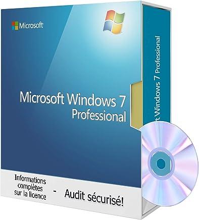 télécharger windows 7 professionnel dvd complet 32bits + activation français