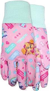Midwest Gloves & Gear PWG102TK0 Paw Patrol Jersey Glove, Pink/Blue