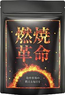燃焼革命 カプサイシン ブラックジンジャー L-カルニチン 厳選11種 30日分(国内生産)