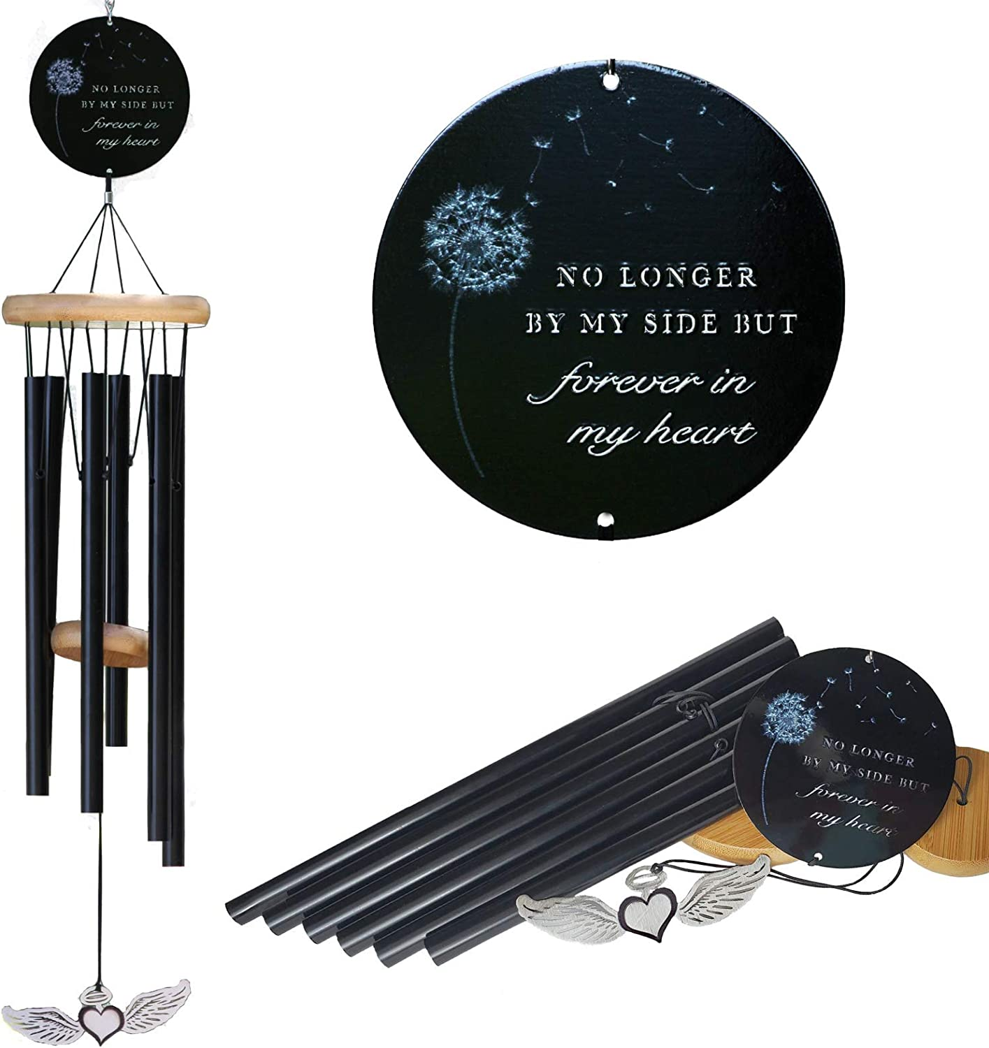 Memorial Wind Chimes for Popular standard Loss of Memory One Department store - Loved Prime C
