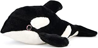 Owen The Baby Orca - 8.5 Inch Killer Whale Stuffed Animal Plush Blackfish - by Tiger Tale Toys