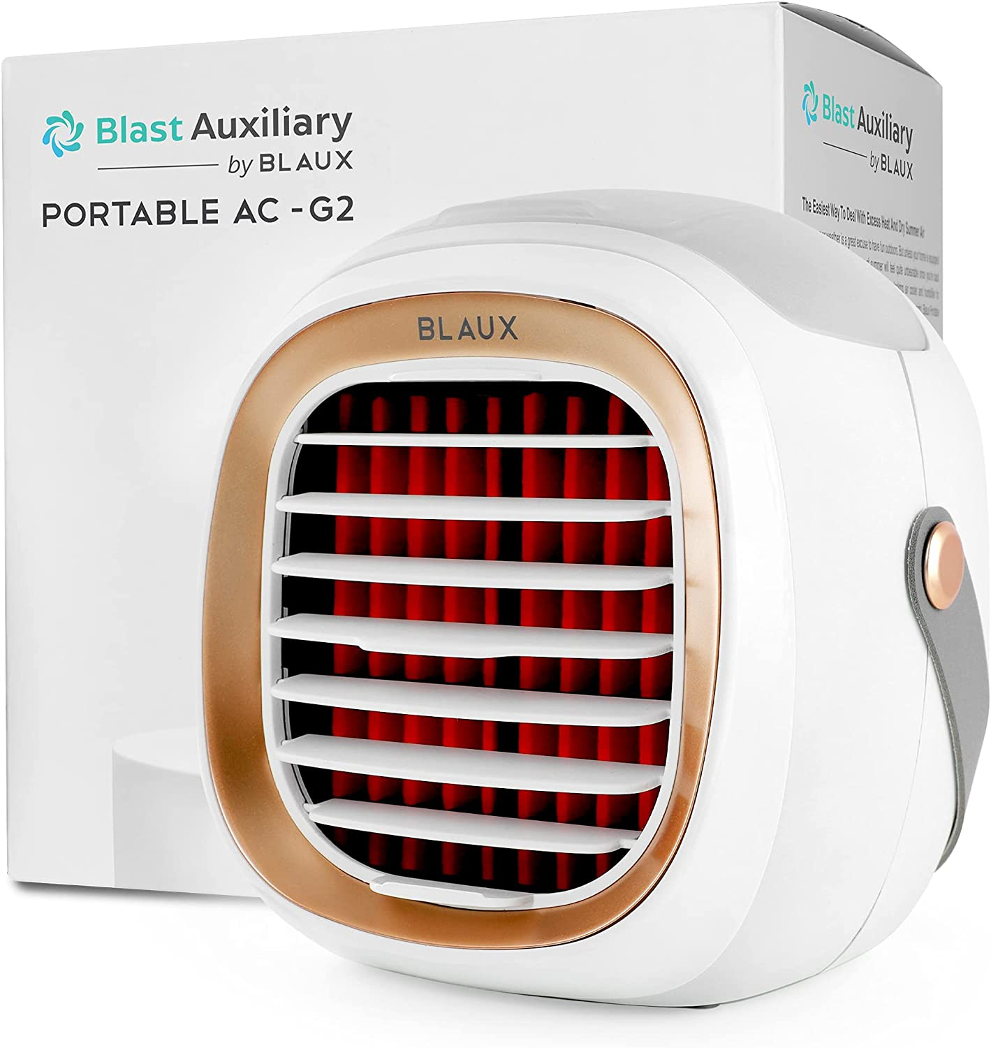 BLAUX Evaporative Air Cooler G2 Auxiliary - Jacksonville Mall Coole Personal Blast Product