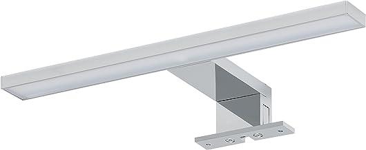 Tiger Aurel LED Spiegelverlichting, Metaal, Chroom, 30 x 3,9 x 10,5 Cm