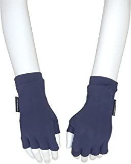 UV Sun Protective Fingerless Driving Gloves