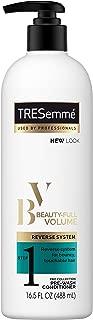 TRESemmé Pre-Wash Conditioner, Beauty Full Volume, 16.5 oz
