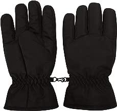 Mountain Warehouse Kids Ski Gloves - Snowproof Boys & Girls Ski Glove, Fleece Lined - Great To Keep Hands Warm