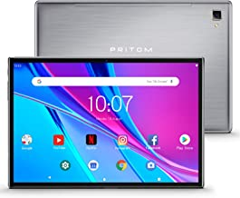 Pritom TronPad L10 Tablet - 10'' Android 10.0 Tablet, Octa-Core Processor, 3G RAM, 32G ROM, 6000mAh Battery, 5G&2.4G WiFi,...
