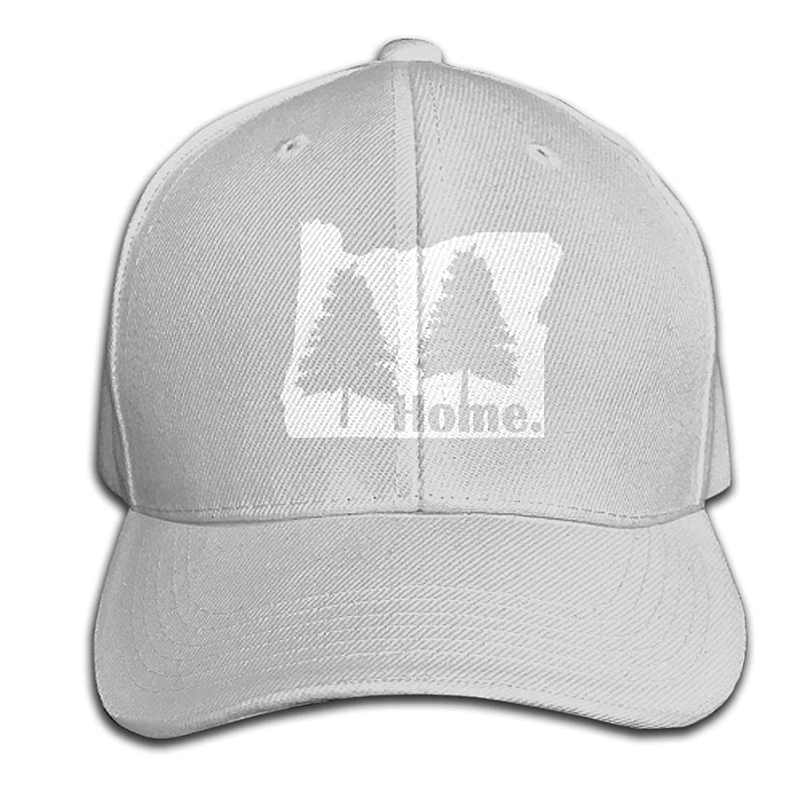 3cb1f988d1a485 ... NDFGR Oregon Pine Trees Home Unisex Plain Cotton Low Profile Baseball  Cap Hat,Novelty Baseball
