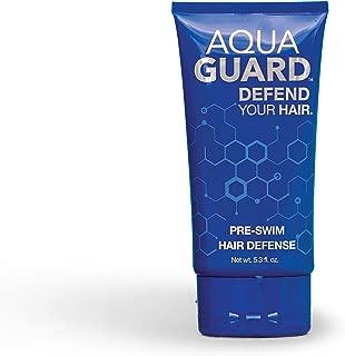 pre swim hair protector