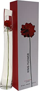 Parfums Rivera Parfums Rivera King flower by parfums rivera for women - 3.4 Ounce edp spray, 3.4 Ounce