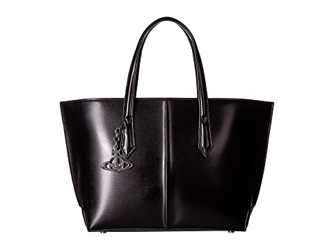 4aa12a15f7 Vivienne Westwood Sarah Medium Shopper Bag at Luxury.Zappos.com