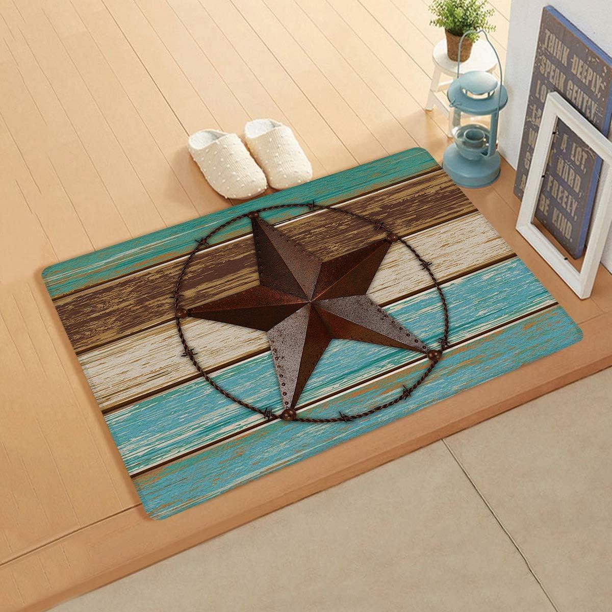 Doormat for Super beauty product restock quality top! Outdoor Indoor Front Entrance Kitchen Max 89% OFF Door 24''x26''