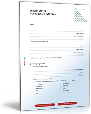 Kündigung mietvertrag vorlage kostenlos pdf