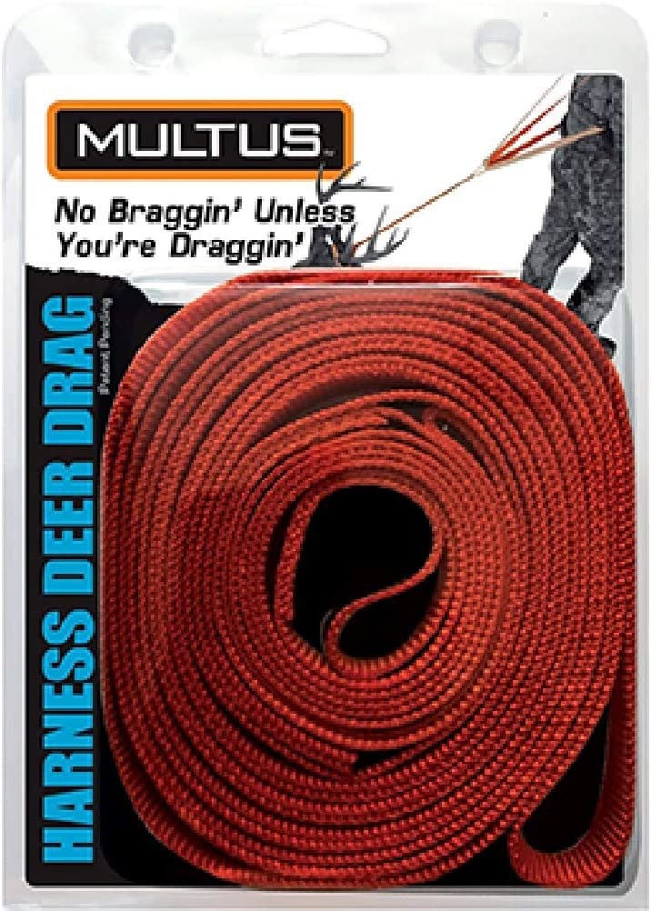 MULTUS: Deer Drag Max 43% OFF Harness Quick and Easy for Hunting to Gear Selling selling Use